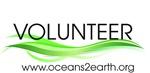 Oceans2Earth Volunteer tshirts
