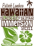 Hawaiian Slack Key Immersion 2011
