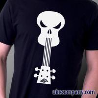 Skull Ukulele