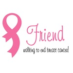 Friend Walking for Breast cancer