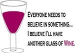 Believe Red Wine