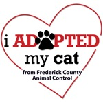 I Adopted My Cat / Frederick County Animal Control