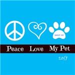 Peace, Love, My Pet