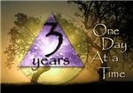 3 Years One Day at a Time BIrthday