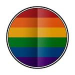 Rainbow Pride Religious Symbols