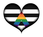 LGBT Ally Heart