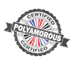 Certified Polyamory Stamp