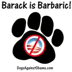 Barack is Barbaric