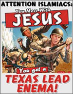 TEXAS LEAD ENEMA