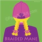 Braided Mane Apparel & Merchandise