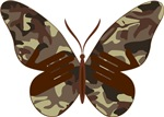 Butterfly Military w/ Hands