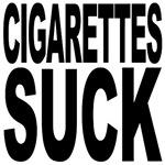 Cigarettes Suck