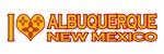 I Love Albuquerque, NM