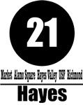 21 Hayes (Classic)