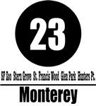 23 Monterey (Classic)