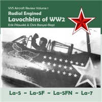 Radial Engined Lavochkins
