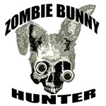 Zombie bunny hunter