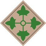 ARMY - 4th Infantry Division