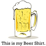 Beer Shirt (light)