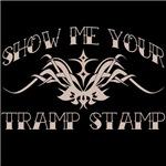 SHOW ME YOUR TRAMP STAMP (light printer)