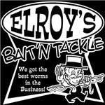 Elroy's Bait 'N Tackle White