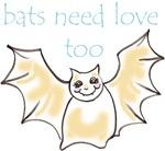 bats need love too!