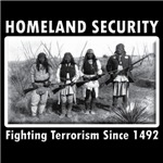 Homeland Security Indians