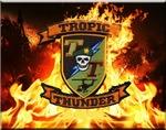 Tropic Thunder Logo