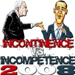 Incontinence Vs Incompetence 2008