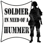 Soldier In Need Of A Hummer