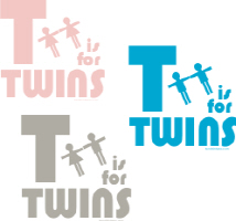 T-IS FOR TWINS