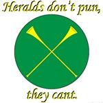 Heraldic Pun