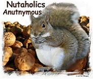 Lovable Squirrel Nutaholics Gifts
