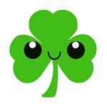 Irish Cute Shamrock