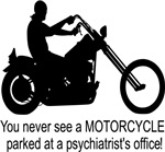 Never See A Bike At Dr's Office
