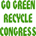 Go Green Recycle Congress