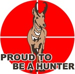 Proud To Be A Hunter