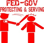 Fed-Gov Protecting & Serving