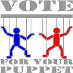Vote For Your Puppet