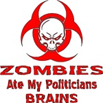 Zombies Ate My Politicians Brains