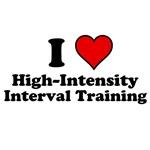 I Heart High-Intensity Interval Training