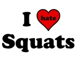 I Heart (hate) Squats