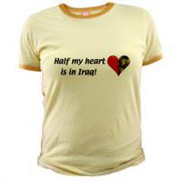 Half My Heart is in Iraq!