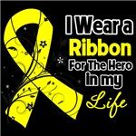 Ribbon Hero in My Life Ewing Sarcoma Shirts