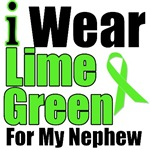 I Wear Lime Green For My Nephew
