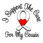 Lung Cancer Cure (Cousin) T-Shirts & Gifts