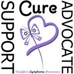 Hodgkin's Lymphoma Support Advocate Cure Apparel