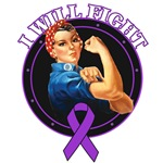 I Will Fight Pancreatic Cancer Powerful Shirts and