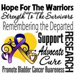 Hope Tribute Bladder Cancer Shirts
