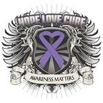 Hope Love Cure Hodgkin's Lymphoma Gifts